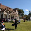 Todo listo en el Rosario Golf Club