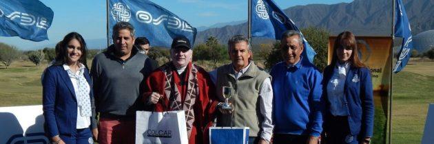 Acosta, récord y victoria en La Rioja