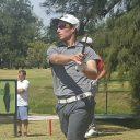 Bergagna sorprende en el Rosario Golf Club
