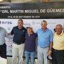 Comienza el Abierto Gral. Martín Miguel de Güemes