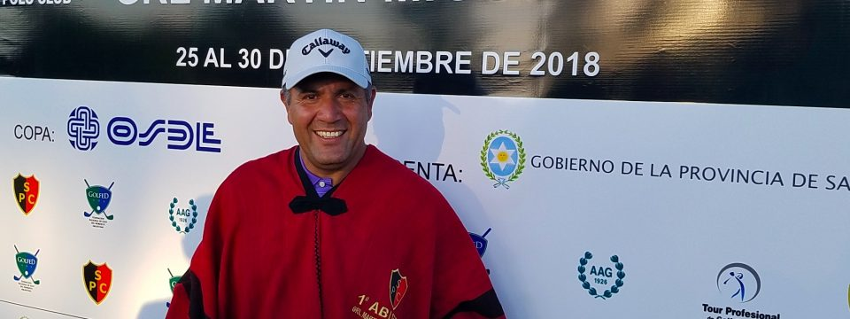 En Salta, ganó la experiencia de Ricardo González