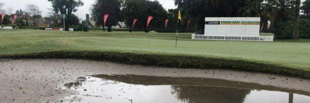 La tormenta frenó la primera vuelta en Tucumán