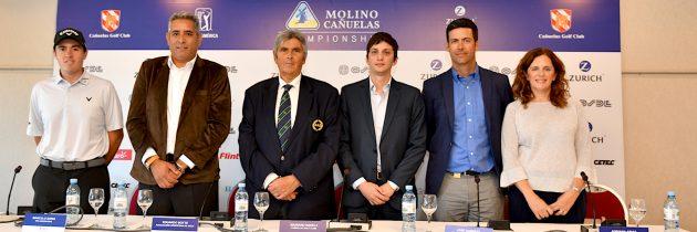 Presentaron el Molino Cañuelas Championship