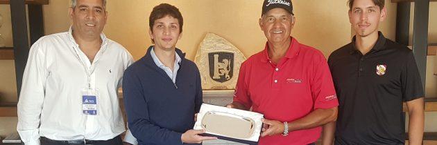 Reconocimiento del Tour al Cañuelas Golf Club