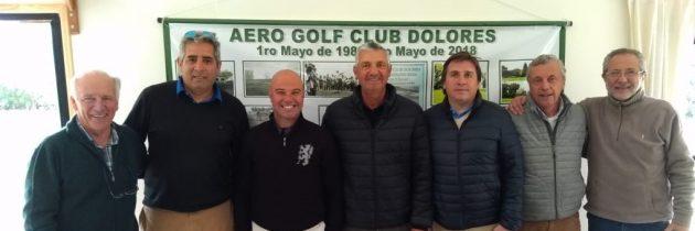 El golf profesional llega a Dolores